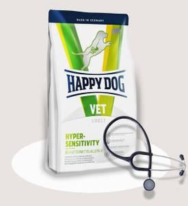 Bilde av Happy Dog Vet Hypersensitivity (Fôrallergi)