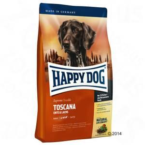 Bilde av Happy Dog Toscana, Laks & And 12,5 kg