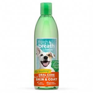 Bilde av Tropiclean Fresh Breath Water Additive Hud/Pels